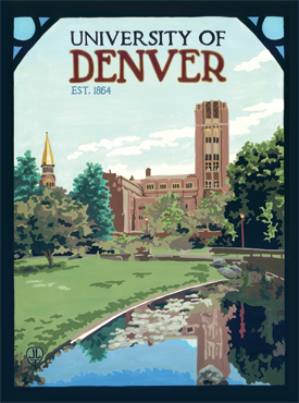 DU Art, DU Artwork, DU Posters, Denver Art, Denver Artwork, Denver Posters, The Bungalow Craft, Bungalow Craft, Julie Leidel, Colorado Art, Colorado Artwork, Colorado Posters, 14er Posters, 14er Art, 14er Artwork, WPA Poster, WPA Art, WPA Artwork, FAP Poster, FAP Art, FAP Artwork, National Park Poster, Vintage Poster, Vintage Poster Art, Arts and Crafts Movement, Arts & Crafts Artwork, Arts & Crafts Art, Arts & Crafts Posters, Bungalow Art, Bungalow Artwork, Bungalow Posters, Craftsman Artwork, Craftsman Posters, Mission Artwork, Ski Posters, Ski Poster Art, Ski Poster Artwork, University Art, University Artwork, University Posters