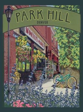 Park Hill Artwork, Park Hill Art, Park Hill Posters, Denver Art, Denver Artwork, Denver Posters, The Bungalow Craft, Bungalow Craft, Julie Leidel, Colorado Art, Colorado Artwork, Colorado Posters, 14er Posters, 14er Art, 14er Artwork, WPA Poster, WPA Art, WPA Artwork, FAP Poster, FAP Art, FAP Artwork, National Park Poster, Vintage Poster, Vintage Poster Art, Arts and Crafts Movement, Arts & Crafts Artwork, Arts & Crafts Art, Arts & Crafts Posters, Bungalow Art, Bungalow Artwork, Bungalow Posters, Craftsman Artwork, Craftsman Posters, Mission Artwork, Ski Posters, Ski Poster Art, Ski Poster Artwork, University Art, University Artwork, University Posters