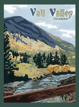 Vail Art, Vail Artwork, Vail Posters, The Bungalow Craft, Bungalow Craft, Julie Leidel, Colorado Art, Colorado Artwork, Colorado Posters, 14er Posters, 14er Art, 14er Artwork, WPA Poster, WPA Art, WPA Artwork, FAP Poster, FAP Art, FAP Artwork, National Park Poster, Vintage Poster, Vintage Poster Art, Arts and Crafts Movement, Arts & Crafts Artwork, Arts & Crafts Art, Arts & Crafts Posters, Bungalow Art, Bungalow Artwork, Bungalow Posters, Craftsman Artwork, Craftsman Posters, Mission Artwork, Ski Posters, Ski Poster Art, Ski Poster Artwork, University Art, University Artwork, University Posters