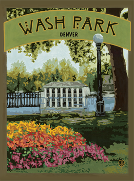 Wash Park Art, Wash Park Artwork, Wash Park Posters, The Bungalow Craft, Bungalow Craft, Julie Leidel, Colorado Art, Colorado Artwork, Colorado Posters, 14er Posters, 14er Art, 14er Artwork, WPA Poster, WPA Art, WPA Artwork, FAP Poster, FAP Art, FAP Artwork, National Park Poster, Vintage Poster, Vintage Poster Art, Arts and Crafts Movement, Arts & Crafts Artwork, Arts & Crafts Art, Arts & Crafts Posters, Bungalow Art, Bungalow Artwork, Bungalow Posters, Craftsman Artwork, Craftsman Posters, Mission Artwork, Ski Posters, Ski Poster Art, Ski Poster Artwork, University Art, University Artwork, University Posters
